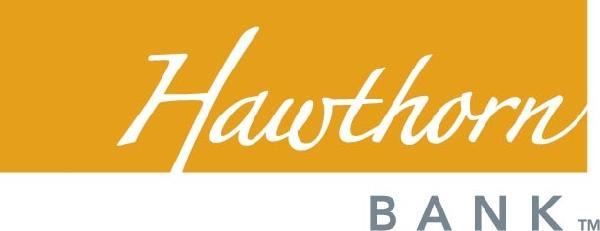 Hawthorn Bank logo