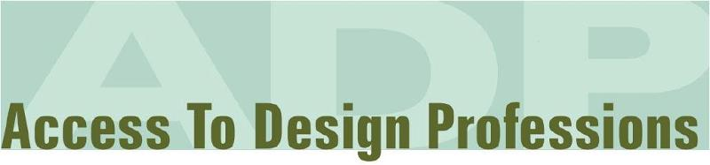 Access to Design Professionals