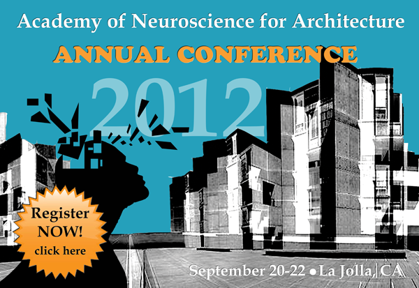 Academy of Neuroscience for Architecture Annual Conference logo