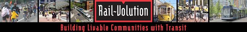 Rail Volution Logo