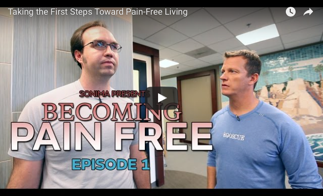 Becoming Pain Free 1