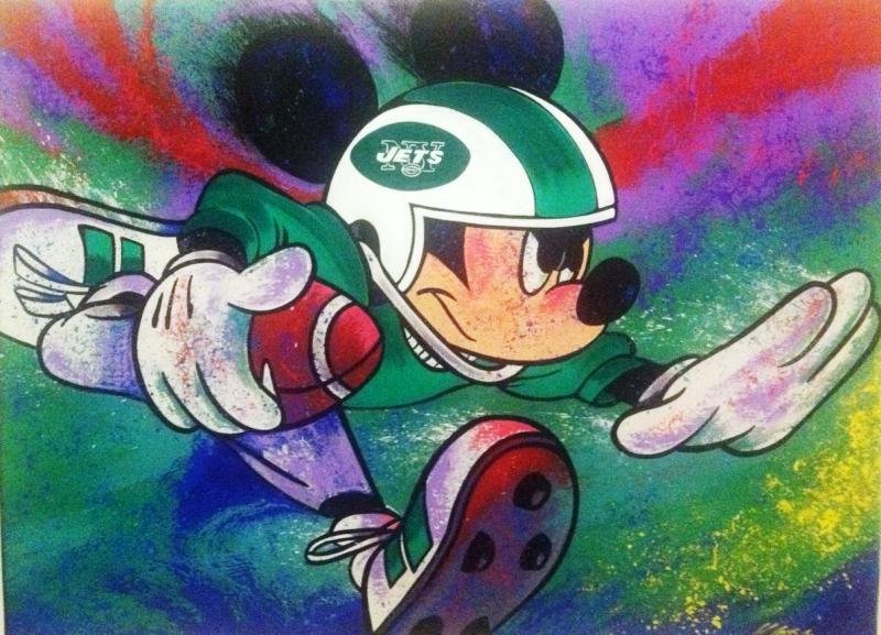 Mickey Jets