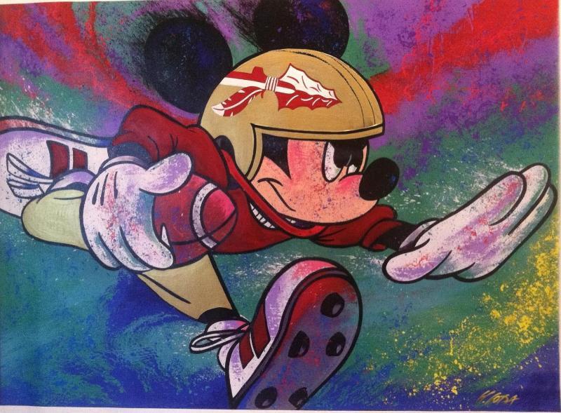Mickey FSU