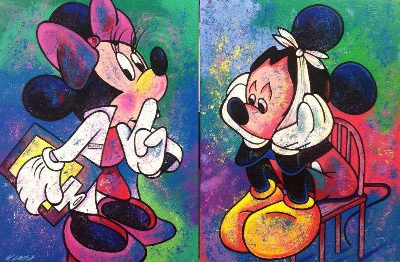 Mickey  and Minnie Dental