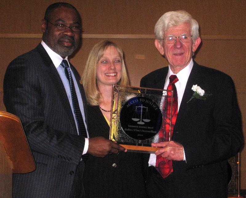 Tim Donnellan Wins Award