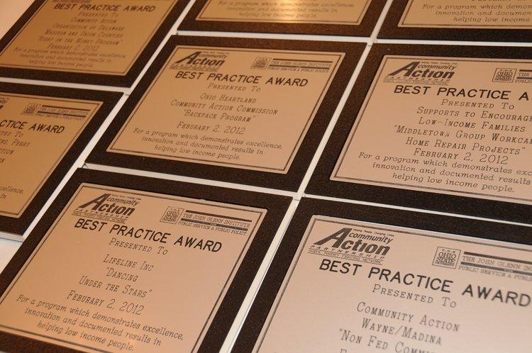Best Practice Awards 2012