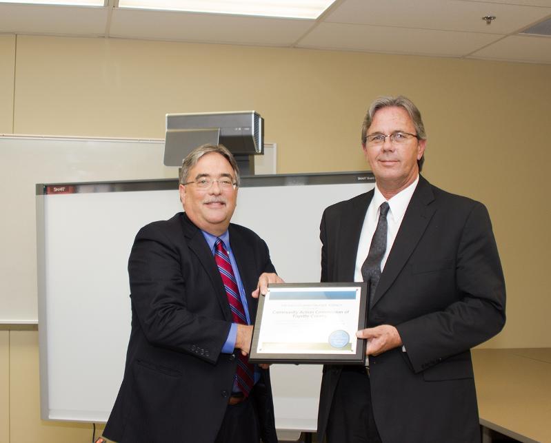 Fayette County Housing Award