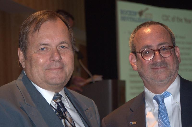 SELF Receives CDC Assoc. Award