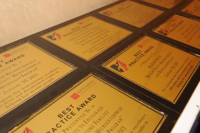 Best Practice Awards 2013
