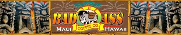 Bad Ass Maui Coffee Company