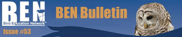 BEN Bulletin header #53