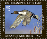 duck stamp 2012