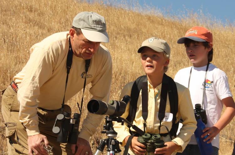 Tom Russert and kids