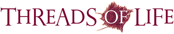 Tthreads of Life Logo