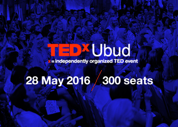 Umajati sponsors TEDxUbud 2016