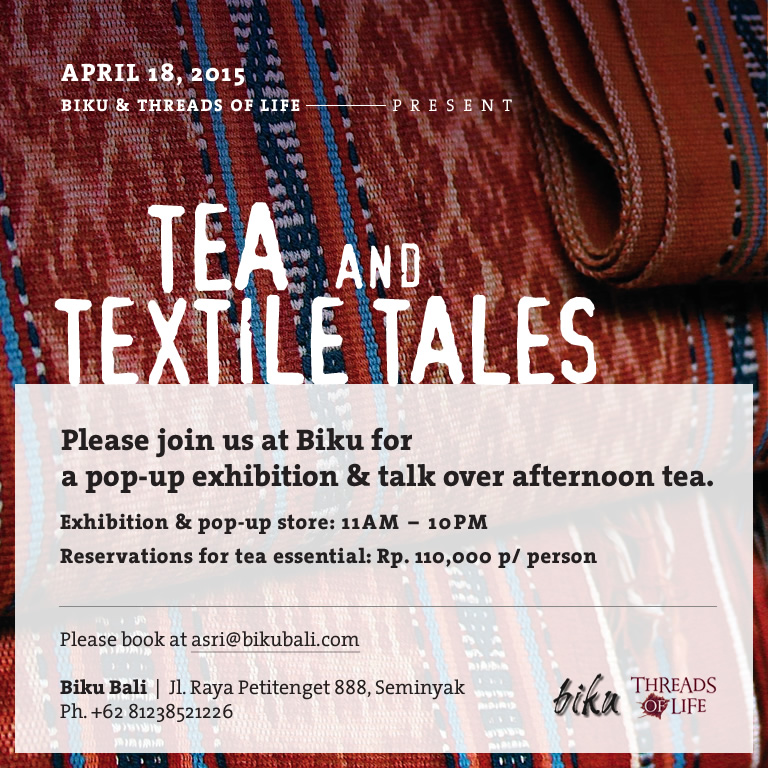 Tea and Textile Tales