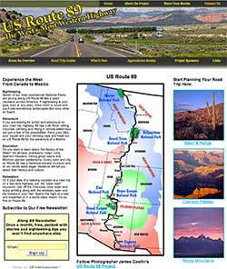 US Route Appreciation Society NewsletterBaby Dinosaurs - Us route 89 map