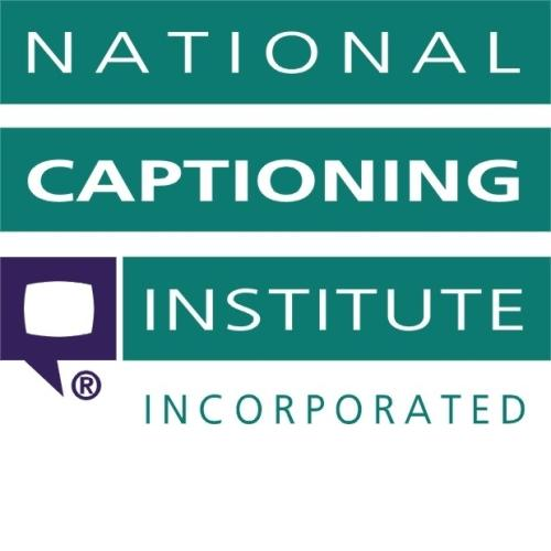 logo for National Captioning Institute