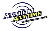 Anaheim Anytime logo