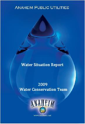 water situation report