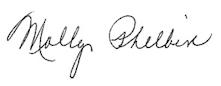 Molly's Signature