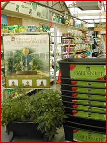 Sid's Greenhouse