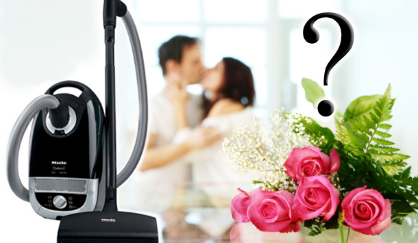 Vacuum or roses
