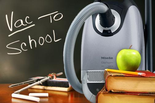 Vac to School