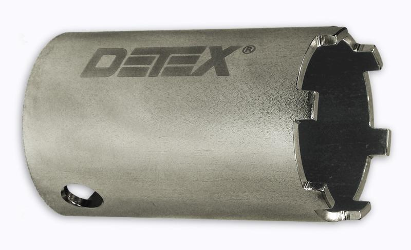 Make Installing Mortise Cylinders On Detex Exit Alarms