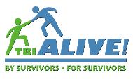 TBI Alive Meetup Group Logo