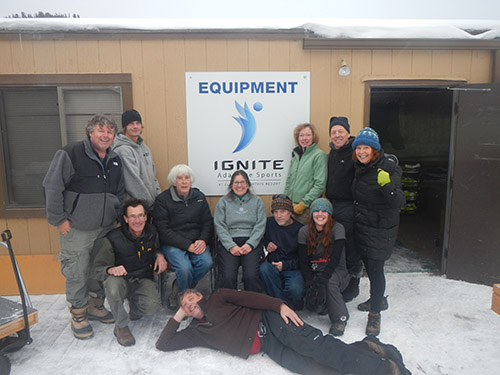 Equipment - Outside Group Shot