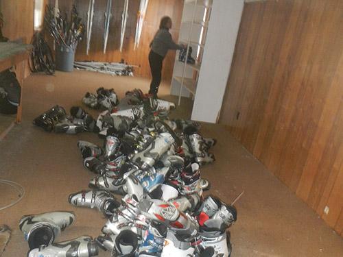Equipment - Boots