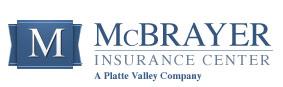 McBrayer Insurance Center Logo
