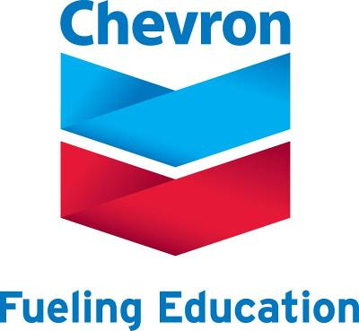 Chevron Fueling Education logo