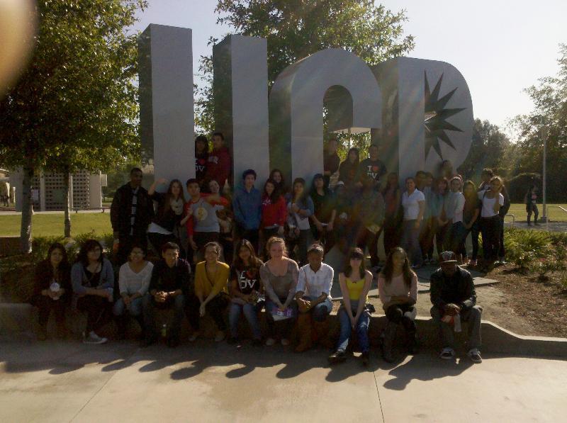 UCR College Visit