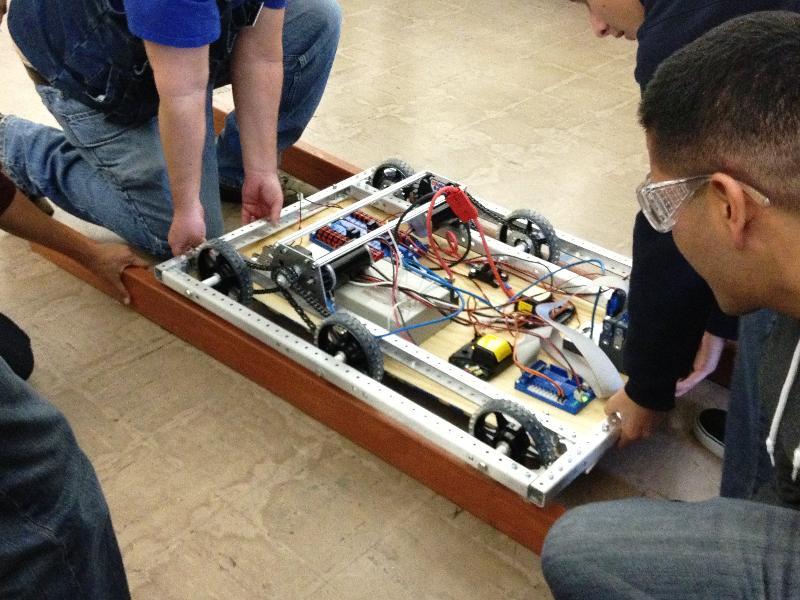 Robotics Team_2