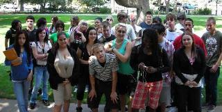 Met Sacramento Students