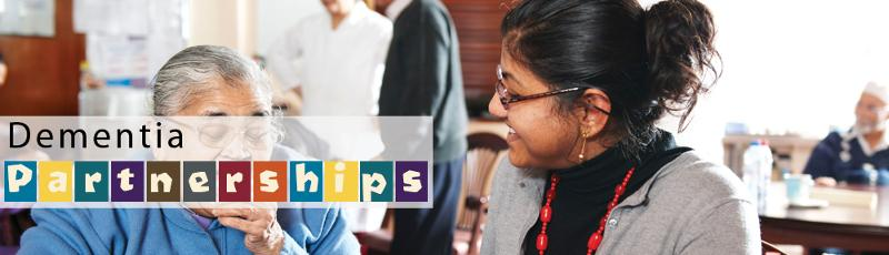 August 2012 NL - Dementia Partnership logo