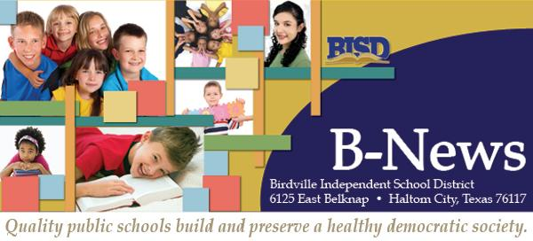 Birdville Isd B News 8 13 10 Back To School Information