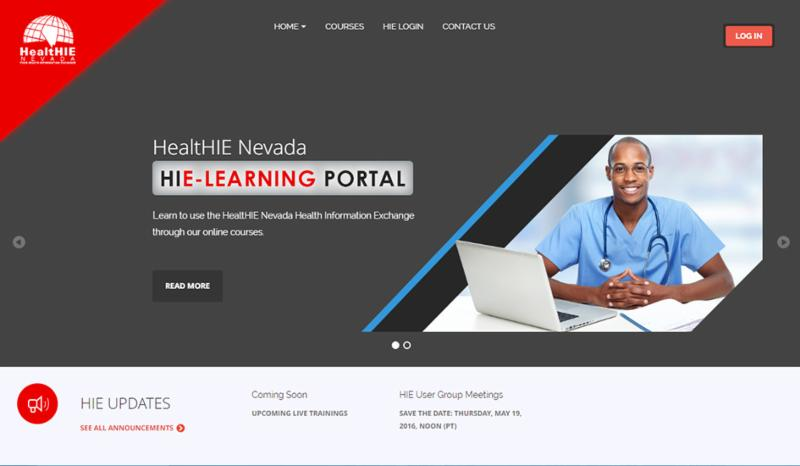 HIE-Learning Portal