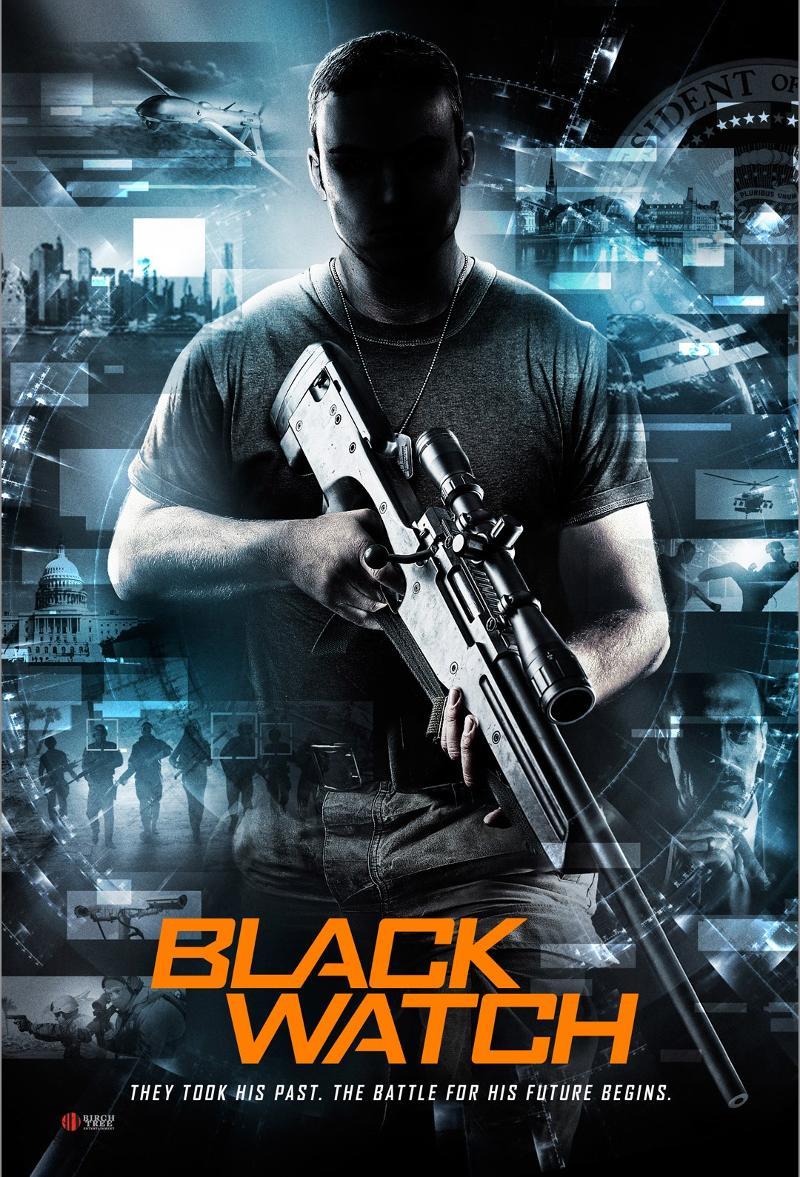 Black Watch teaser keyart