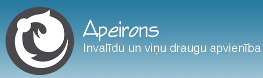 Apeirons logo
