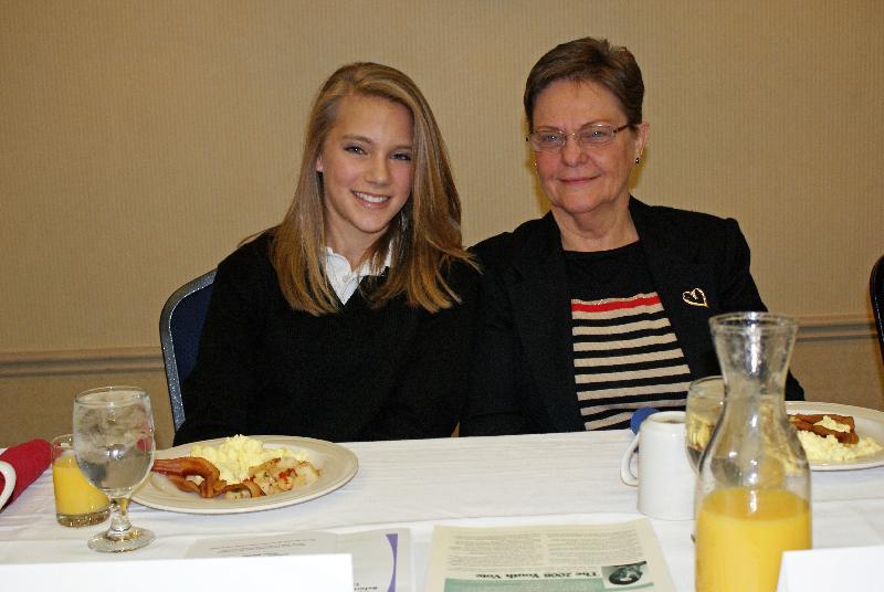 Katie Nelson & Donna Harrison