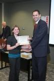 Presentation of NSLC Scholarship