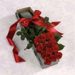 Flower Theory Boxed Roses