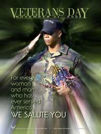 Veteran's Day 2009