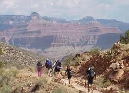 Hiking the Grand Canyon