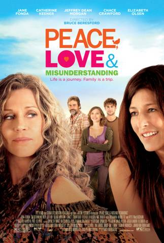 Peace, Love & Misunderstanding poster
