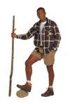 Male Hiker