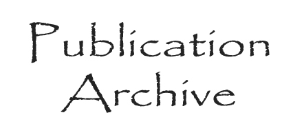 Publication Archive